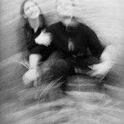 Maria Waz et Vincent de Monfreid 17-07-2000-15h.