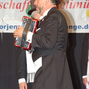 Prinz Bernd I. und Hofstaat