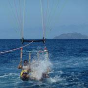 Flying Fish Parasail
