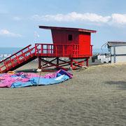 Géorgie - plage de la Mer Noire