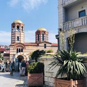 Géorgie - Batoumi _ l'église orthodoxe byzantine