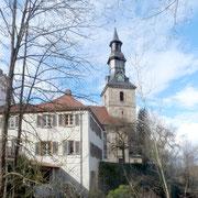 Kirche und Gemeindehaus