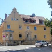 Das ehemalige Rathaus von St. Johannis an der Steinachstraße