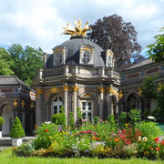 Sonnentempel in der Eremitage