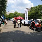 Elektromobilitätsmesse