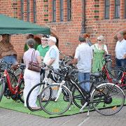 e-Bikes beim Altstadt Event in Hannover