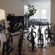 Stromer e-Bikes in der e-motion e-Bike Welt Frankfurt