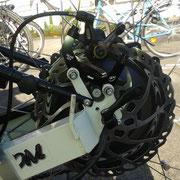 Trike nachrüsten mit Ansmann Hinterradmotor