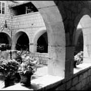 Kloster auf der Insel Rab (CR)