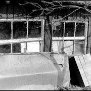Hühnerhaus in Forstmühle