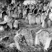 Jüdischer Friedhof in Eisenstadt (A)
