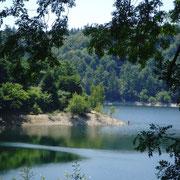 Le lac des Cammazes pour les amoureux d'espaces sauvages