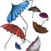 la pourfendeuse de parapluies