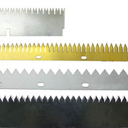 Four Different Perforated Blades