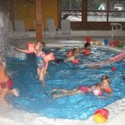 Schwimmen in der Kita