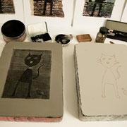 Pierres lithographiques