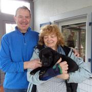 Nikan mit Susanne und Werner
