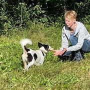 Susi mit Monty