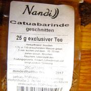 Catuabarinde, Räuchern mit Heimischen Wurzeln und Kräutern
