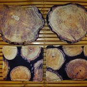 Duft Kissen Zirbenholz, Entspannungskissen für Kinder und Erwachsene, Kräuterkissen