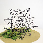 Himmeli No. 3 / monrovian star