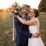Hochzeitskuss als Element der freien Zeremonie