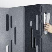 Analog Acoustic Screen