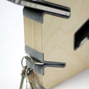 Stow Keys, Wallet, Cellphone Caddy