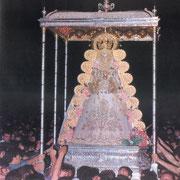 Ref. 074 (VIRGEN DEL ROCÍO EN ROMERÍA)