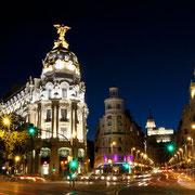 Ref. 264 (MADRID - GRAN VÍA NOCTURNO)