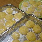 山形のブログ「風の雑記帳」さんが作られたみかん餅