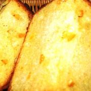 伊予柑ピール入りパン