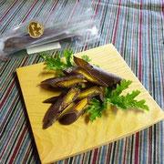岡山倉敷モアガーデンさん 伊予柑ピールの伊予柑ピールのチョコレート掛け