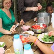 atelier cuisine avec un IME@les_jardins_de_koantiz