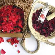 Variation autour de la rose@les_jardins_de_koantiz