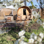 sauna printemps 2014 @les_jardins_de_koantiz