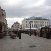 Marktplatz von Györ