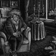 Eenzame ouderen, tegenstellingen en Beatrix
