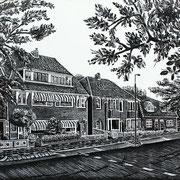 Straatbeeld Leeuwarden