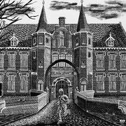 Blokhuispoort Leeuwarden (in samenwerking met The SainT)