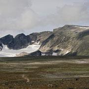 Snohetta - der höchste Gipfel im Nationalpark