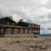 Snoheim - Unterkunftsdmöglichkeit über den Norwegischen Bergwanderverein