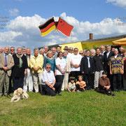 9. Juni 2012, Sommerfest des Freundschaftsvereins in Ludwigsfelde