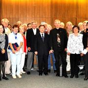 21. September 2011, Freundschaftstreffen in der Chinesischen Botschaft Berlin