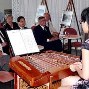10. Jahrestag der Gründung des Vereins und zugleich 60. Jahrestag der Volksrepublik China Festveranstaltung im Kulturhaus Ludwigsfelde am 1. Oktober 2009