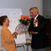 14.Oktober 2011, Vortrag der Sinologin Dr. Ilse Karl in der Luckenwalder Stadtbibliothek am