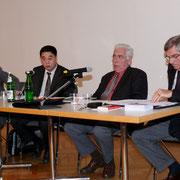 Wissenschaftliches Symposium in Potsdam, Altes Rathaus am 29. September 2009