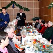 14. Dezember. 2012, Jahresendfeier mit chinesischen Freunden in Ludwigsfelde