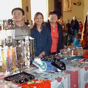 Weihnachtsmarkt Ludwigsfelde 2006