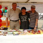 23. Juni 2012, Sommerfest der Vereine in Ludwigsfelde